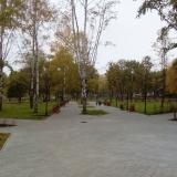 Комсомольский парк вход