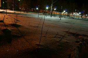 Березники. Комсомольский парк.