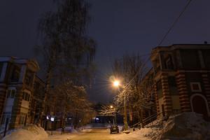 Утренние улицы