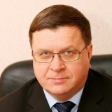 Мэр города Березники Дьяков Сергей Петрович
