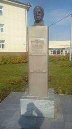 Ависма памятник Циренщиков Клавдий Иванович