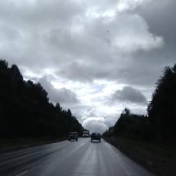 Дорога Соликамск-Березники #bergorod
