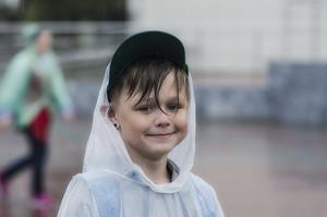 Малыш - поклонник группы Сплин