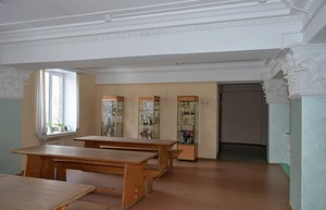 Холл 2-го этажа